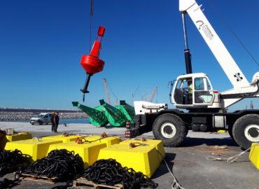 Equipements de signalisation maritime